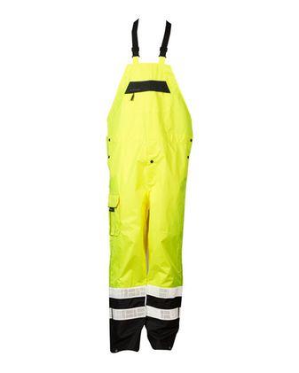 Kishigo Premium Black Series® Rainwear Bib RWB106-107