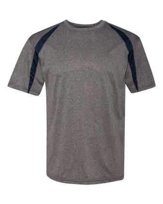 Badger Pro Heather Fusion T-Shirt 4340