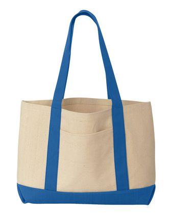 Liberty Bags Leeward Boater Tote 8869