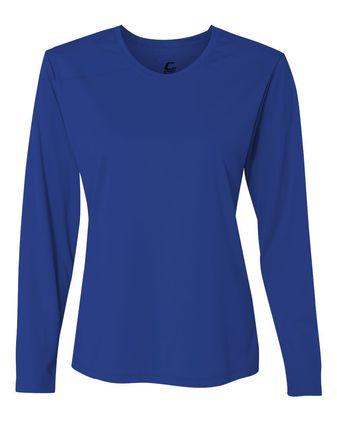 C2 Sport Women\'s Performance Long Sleeve T-Shirt 5604