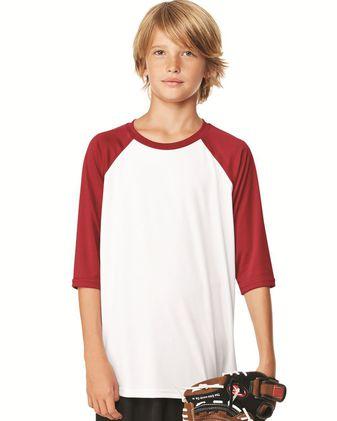 All Sport Youth Baseball T-Shirt Y3229