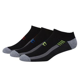 Champion Men\'s Performance No-Show Socks 3-Pack CH183