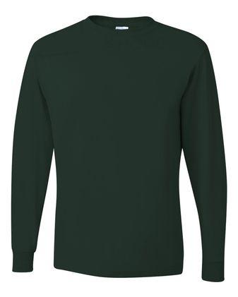 JERZEES Dri-Power® Long Sleeve 50/50 T-Shirt 29LSR