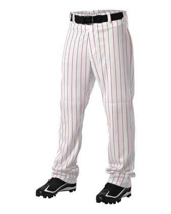 Alleson Athletic Youth Pinstripe Baseball Pant A00229