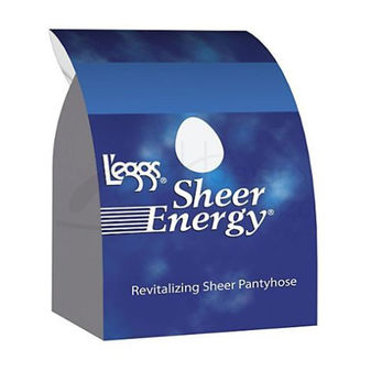 Leggs Sheer Energy Control Top RT Pantyhose 65200