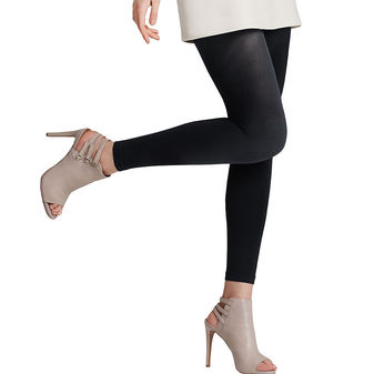 L\'eggs Energy Collection Opaque Footless Tight 02001