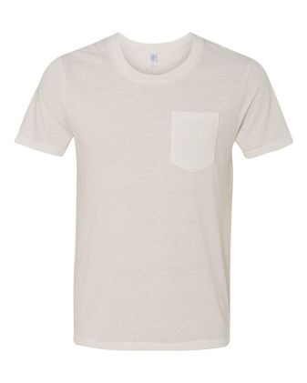 Alternative Eco Jersey Pocket T-Shirt 1939