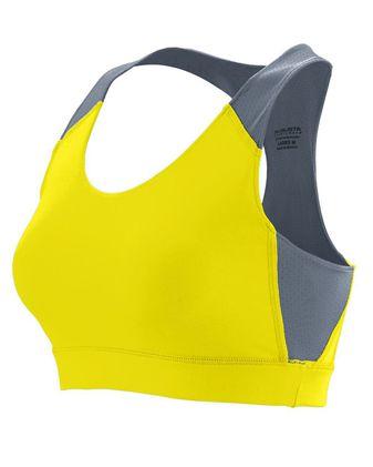 Augusta Sportswear Girls\' All Sport Sports Bra 2418