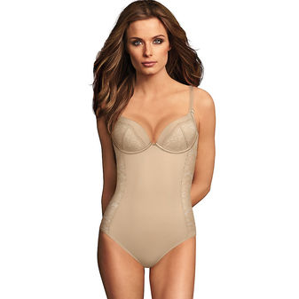 Maidenform Firm Foundations Lift Cup Bodybriefer DM1033