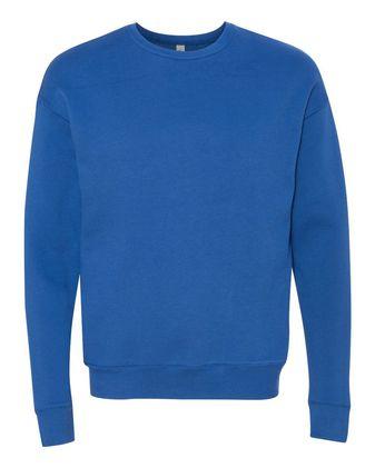 BELLA + CANVAS Unisex Sponge Fleece Drop Shoulder Sweatshirt 3945