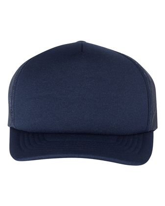 Yupoong Foam Trucker Cap with Curved Visor 6320