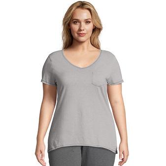 Just My Size ComfortSoft® EcoSmart® Fleece Open-Hem Women\'s Sweatpants, Average Length OJ100