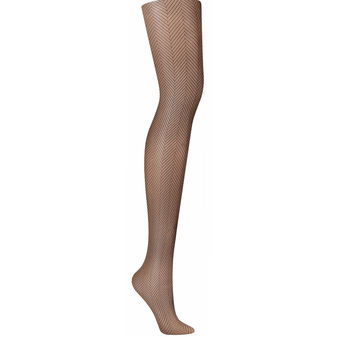 Hanes Fishnet Herringbone Tights HFT002