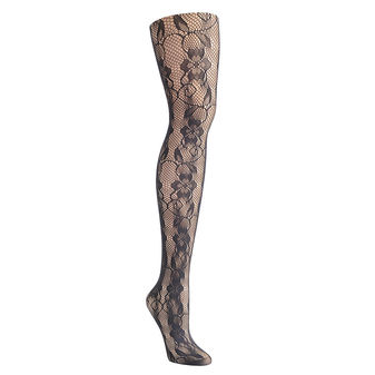 Hanes Lace Fashion Tights HFT033
