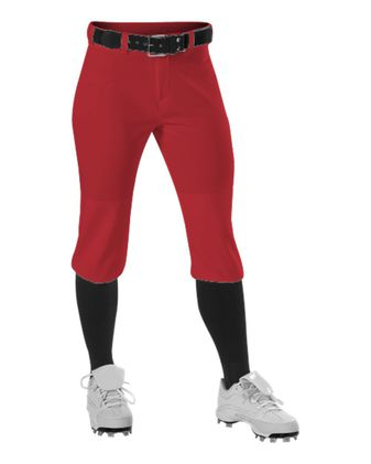 Alleson Athletic Women\'s Fastpitch Knicker Pants A00070