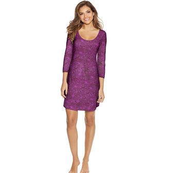 Maidenform Lace Sleepshirt MFW7240