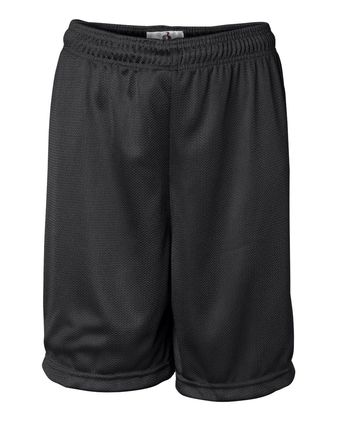 Badger Youth Mini Mesh 6\'\' Inseam Shorts 2237