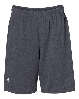 Russell Athletic Essential Jersey Cotton Shorts with Pockets 25843M