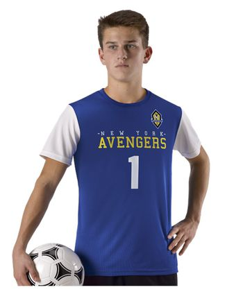 Alleson Athletic Striker Soccer Jersey A00087