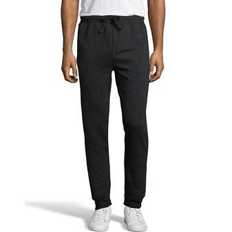 Hanes Men\'s EcoSmart Fleece Jogger Sweatpant with Pockets O8389