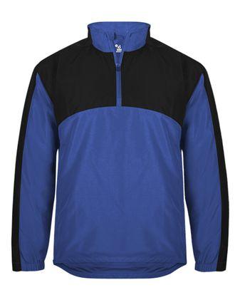 Badger Contender Quarter-Zip Jacket 7644