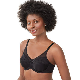 Lilyette by Bali Ultimate Smoothing Minimizer Underwire Bra LY0444