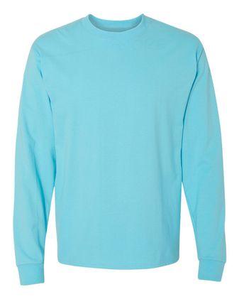 Hanes Beefy-T Long Sleeve T-Shirt 5186