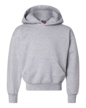 Champion Double Dry Eco Youth Hooded Sweatshirt S790