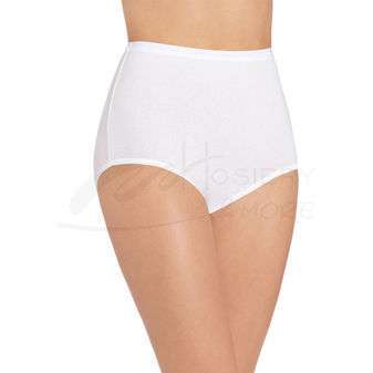 Bali Panties 2324 Full-Cut Stretch Cotton Brief
