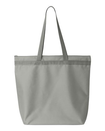 Liberty Bags Recycled Zipper Tote 8802