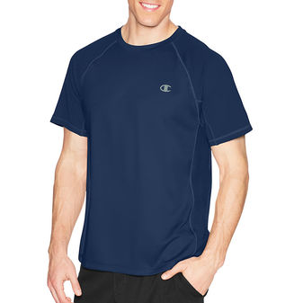 Champion Vapor Short Sleeve Men\'s Tee T6608 407Y86