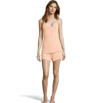 Maidenform Rib Cami & Shorts Set MFS8761