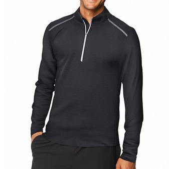 Hanes Sport Men\'s Performance Quarter-Zip Sweatshirt O5A09