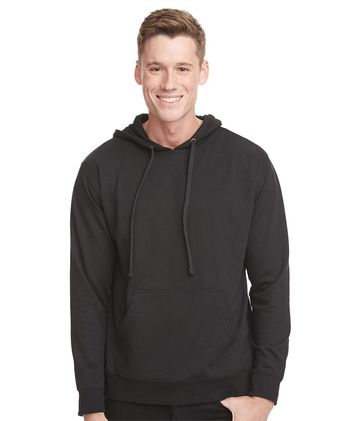 Next Level The French Terry Hooded Pullover 9301