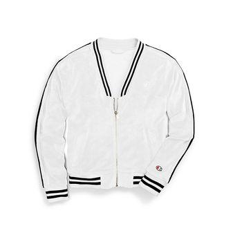 Champion Life Women\'s Terry Warm Up Jacket JL936 549990