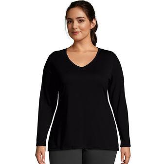 Just My Size Slub-Cotton Full-Zip Women\'s Hoodie OJ168