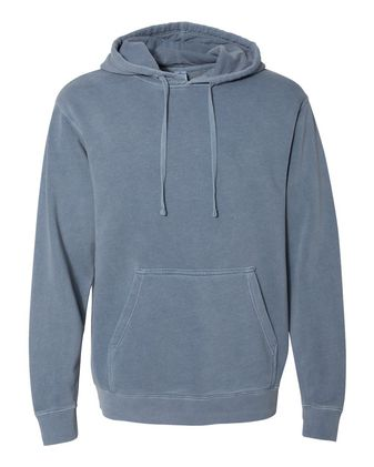 Independent Trading Co. Heavyweight Pigment-Dyed Hooded Sweatshirt PRM4500