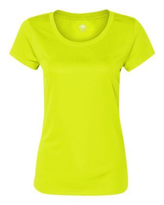All Sport Women\'s Polyester T-Shirt W1009