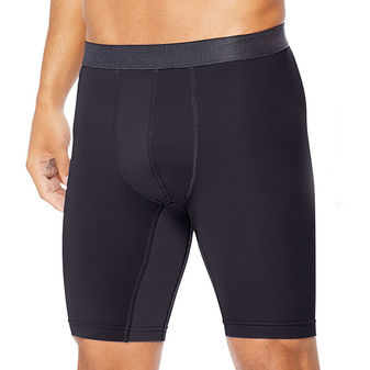 Hanes Sport Men\'s Performance Compression Shorts O5940