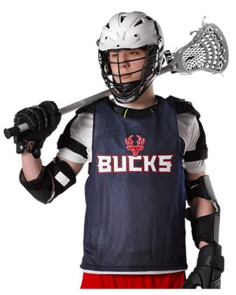 Alleson Athletic Youth Lacrosse Reversible Pinnie A00077