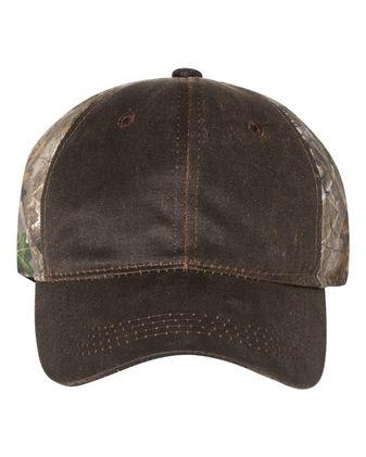Outdoor Cap Weathered Camo Cap HPC305