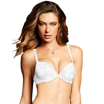 Maidenform Custom Lift Embellished T-Shirt Bra 09473