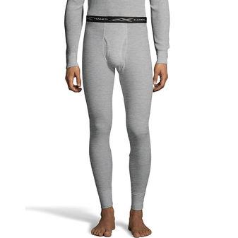 Hanes Men\'s Waffle Knit Thermal Pant 125442