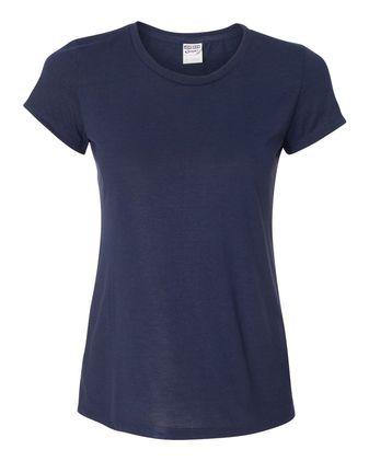 Jerzees Dri-Power Sport Women\'s Short Sleeve T-Shirt 21WR