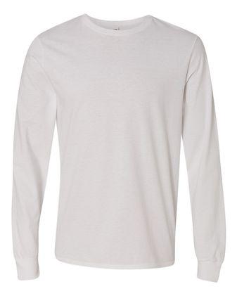Fruit of the Loom Sofspun Long Sleeve T-Shirt SFLR