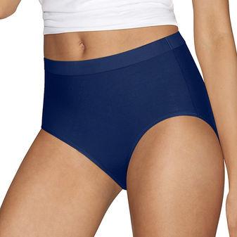 Hanes Ultimate Women\'s Constant Comfort X-Temp Brief 3-Pack 40XTB2
