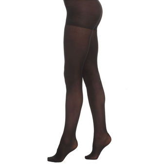 MeMoi Microfiber Opaque Tights 2 Pair Pack MO-646