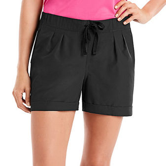 Hanes Sport Women\'s Performance Woven Shorts O9344