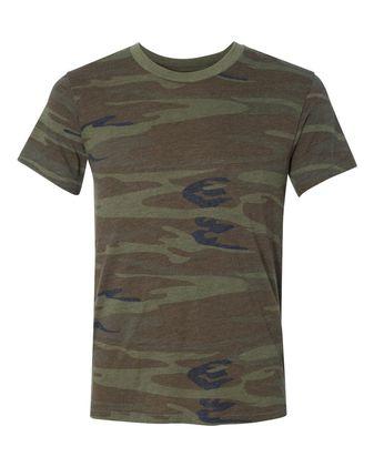 Alternative Eco-Jersey Crew T-Shirt 1973
