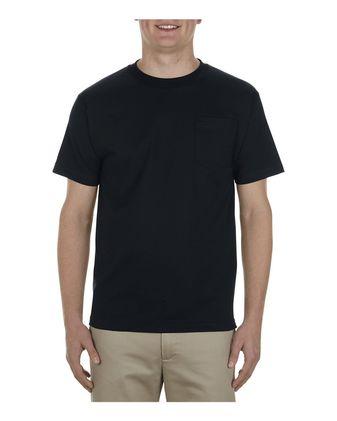 ALSTYLE Heavyweight Short Sleeve Pocket T-Shirt 1905
